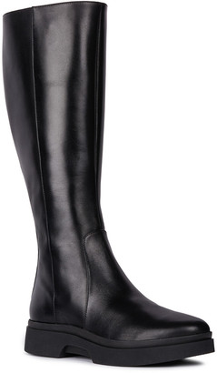 Geox Myluse Leather Boot