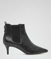 Reiss Recco POINT-TOE CHELSEA BOOTS