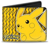 Pokemon Wallet Yellow Fictitious Character