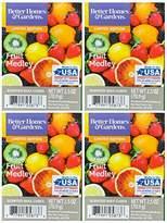 Better Homes & Gardens Better Homes and Gardens Summer Fruit Medley Scented Wax Cubes - 4-Pack