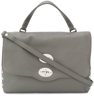 Zanellato Foldover Top Shoulder Bag