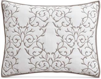 Martha Stewart Collection Cotton Chateau Standard Sham