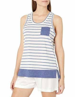 Karen Neuburger Women's Sleeveless Top Pajama Shirt Pj