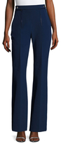 Carven Crepe Stretch Flare Pant