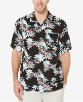 Cubavera Men's Retro Tropical Shirt