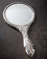 Sterling-Silver Hand Mirror, 1907
