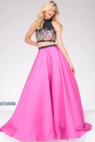 Jovani Two-Piece Prom Ballgown 59350