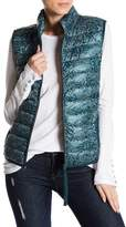Velvet by Graham & Spencer Seema Quilted Zip Vest