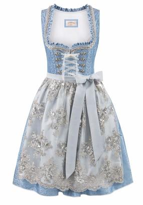 Stockerpoint Women's Dirndl Anastasia Special Occasion Dress