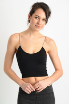 Free People Movement Skinny Seamless Strap Cami Top