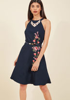 ModCloth Moxie Posse Dress in 14 (UK)
