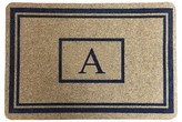 Threshold Monogram Doormat