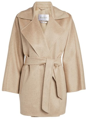 Max Mara Capri Wrap-Around Coat
