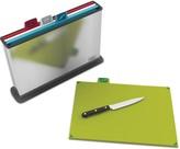 Joseph Joseph Index 5-pc. Stainless Steel Chopping Board Set