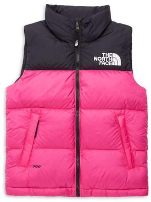 The North Face Little Girl's & Girl's 1996 Retro Down Puffer Vest