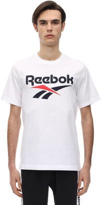 Reebok Classics Cl F Vector Cotton Jersey T-Shirt