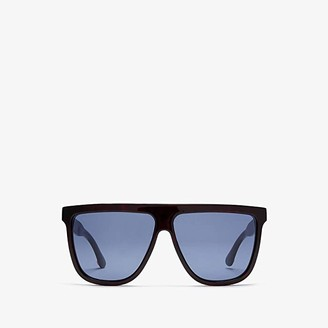 Gucci GG0584S (Havana) Fashion Sunglasses