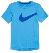 Nike Boy's Breathe Dri-Fit T-Shirt