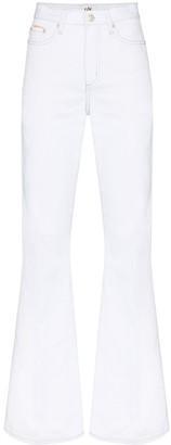 Eytys Oregon wide leg high waisted jeans