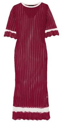 Joseph 3/4 length dress