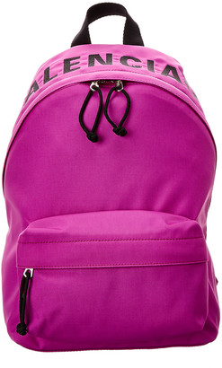 Balenciaga Wheel Small Backpack