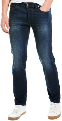 Diesel Larkee Beex Medium Wash Tapered Leg