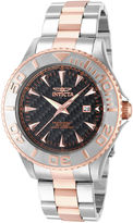 Invicta Pro Diver Mens Two-Tone Stainless Steel Sport Watch 15168
