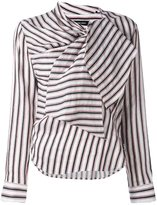 Isabel Marant 'Mista' striped shirt