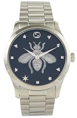 Gucci G-Timeless - YA1264136 (Silver) Watches