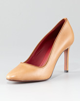 Lanvin Grosgrain-Trim Pump