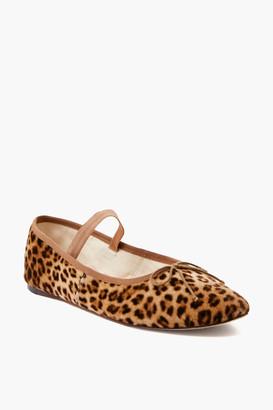 Loeffler Randall Rust Leonie Soft Ballet Flat