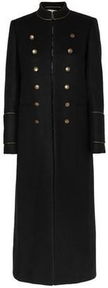 Saint Laurent Wool-felt Coat