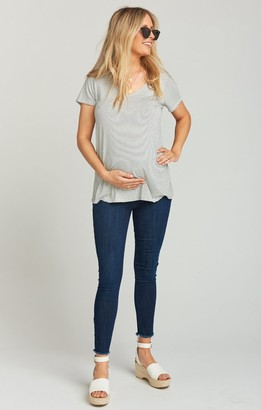 Show Me Your Mumu Maternity Soho Skinnies