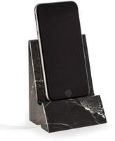 Bey-Berk Bey Berk Zebra Marble Phone/tablet Stand