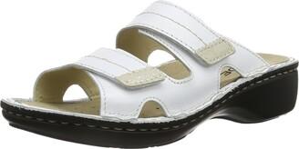 Rohde Women's Mainz Clogs White Size: 36 3.5 UK