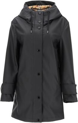 Burberry Hooded Parka Jacket