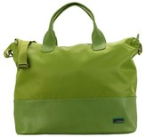 Hadaki Women's Hamptons Nylon Weekender Handbag