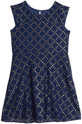 Pastourelle Lace Skater Dress