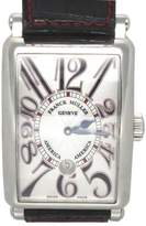 Franck Muller America 1300 SC DT Stainless Steel Automatic 60mm x 35mm Watch