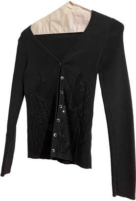 Adolfo Dominguez Black Silk Jackets