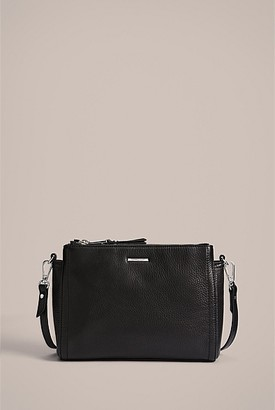 Witchery Addie Pebbled Crossbody Bag