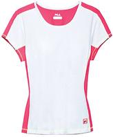 Fila Women's Baseline Short Sleeve Top