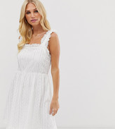 Y.A.S broderie cami dress