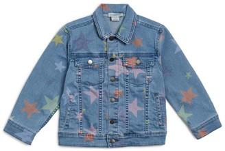 Stella McCartney Kids Stars Denim Jacket (3-14+ Years)