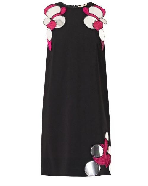 Christopher Kane Molecule-embellished dress