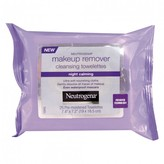 Neutrogena Makeup Remover Cleansing Towelettes, Night Calming 25 pack