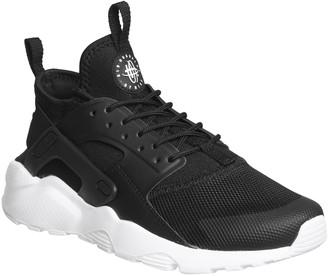Nike Huarache Ultra Trainers Black Black White