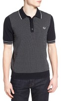 Fred Perry Men's Dot Knit Polo