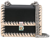 Fendi small Kan I bag - women - Calf Leather - One Size