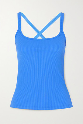 YEAR OF OURS Ribbed Stretch Tank Top